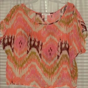 Women's ambiance apparel blouse